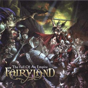 Fairyland - The Fall Of An Empire cover art