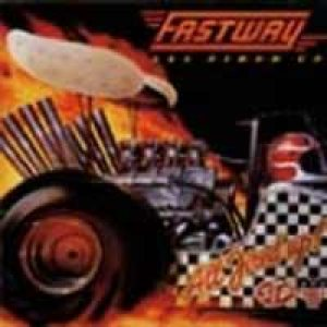Fastway - All Fired Up cover art