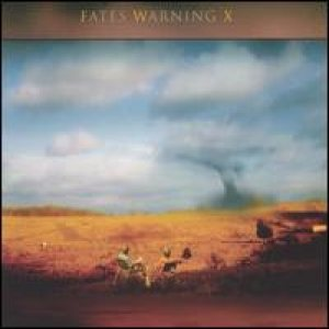 Fates Warning - Fates Warning X cover art