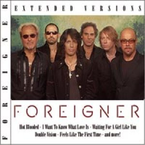 Foreigner - Extended Versions cover art