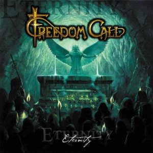 Freedom Call - Eternity cover art