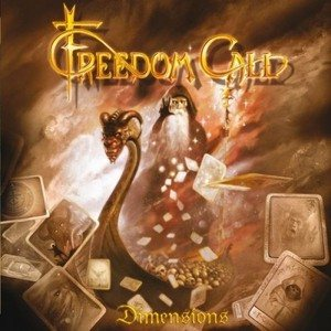 Freedom Call - Dimensions cover art