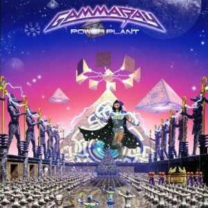 Gamma Ray - Power Plant cover art