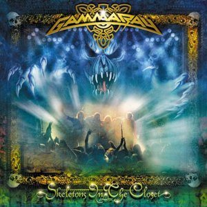 Gamma Ray - Skeletons In the Closet cover art