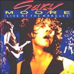 Gary Moore - Live at the Marquee cover art