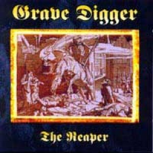 Grave Digger - The Reaper cover art