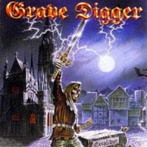 Grave Digger - Excalibur cover art