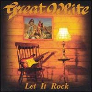Great White - Let It Rock cover art