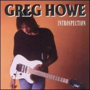 Greg Howe - Introspection cover art