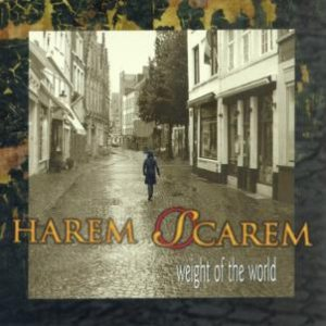 Harem Scarem - Weight Of The World cover art