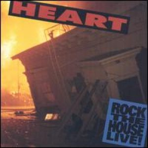 Heart - Rock The House Live! cover art
