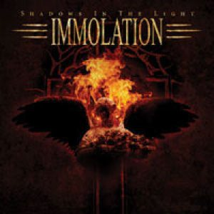 Immolation - Shadows In the Light cover art