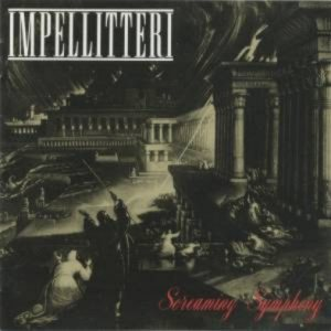 Impellitteri - Screaming Symphony cover art