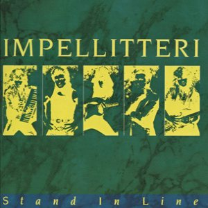 Impellitteri - Stand In Line cover art