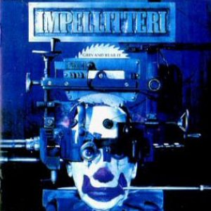 Impellitteri - Grin And Bear It cover art