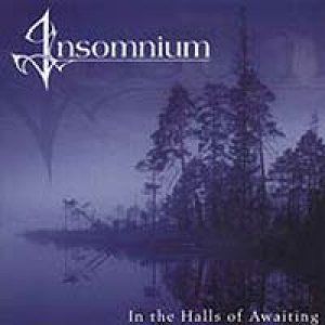 Insomnium - In the Halls of Awaiting cover art