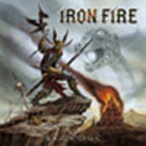 Iron Fire - Revenge cover art