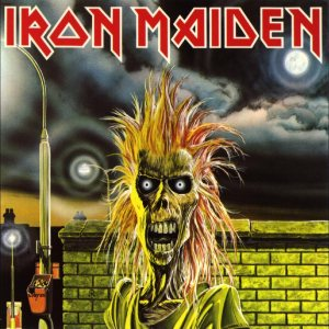 Iron Maiden - Iron Maiden cover art