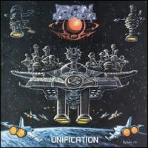 Iron Savior - Unification cover art