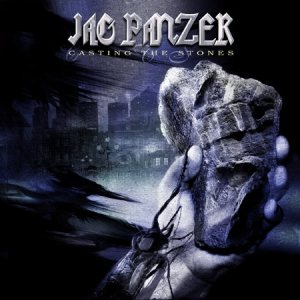 Jag Panzer - Casting the Stones cover art
