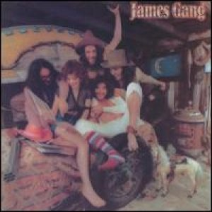 James Gang - Bang cover art