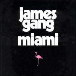 James Gang - Miami cover art