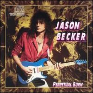 Jason Becker - Perpetual Burn cover art