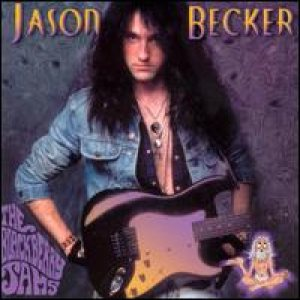 Jason Becker - The Blackberry Jams cover art