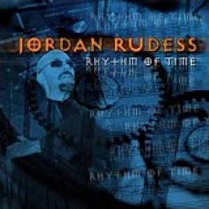 Jordan Rudess - Rhythm Of Time cover art