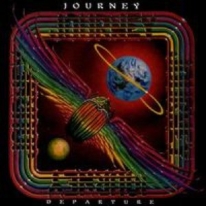Journey - Departure cover art