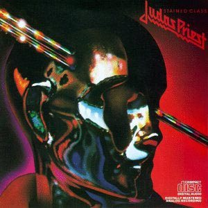 Judas Priest - Stained Class cover art