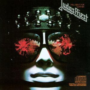 Judas Priest - Hell Bent for Leather (Killing Machine) cover art