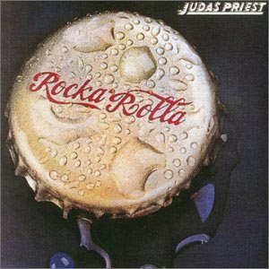 Judas Priest - Rocka Rolla cover art
