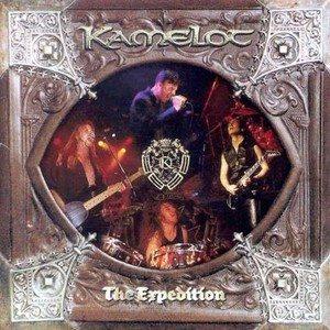 Kamelot - The Expedition cover art