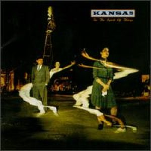Kansas - In The Spirit Of Things cover art
