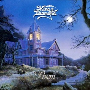 "King Diamond - ""Them"" cover art"