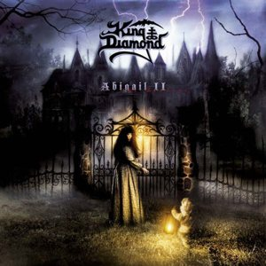 King Diamond - Abigail II: The Revenge cover art
