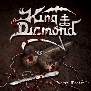 King Diamond - The Puppet Master cover art