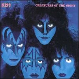 Kiss - Creatures of the Night cover art