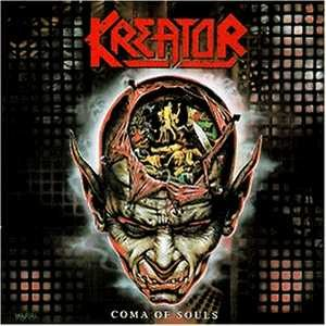 Kreator - Coma Of Souls cover art