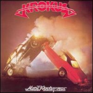Krokus - Metal Rendezvous cover art