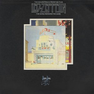 Led Zeppelin - The Song Remains The Same cover art