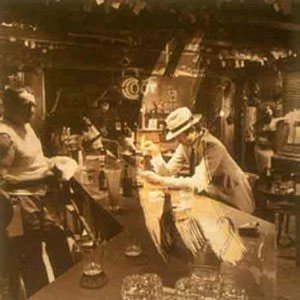 Led Zeppelin - In Through the Out Door cover art