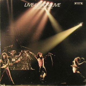 Loudness - Live-Loud-Alive cover art