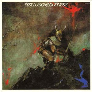Loudness - Disillusion cover art