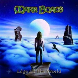 Mark Boals - Edge of the World cover art
