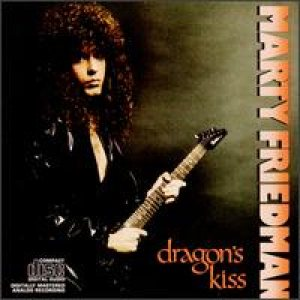 Marty Friedman - Dragon's Kiss cover art
