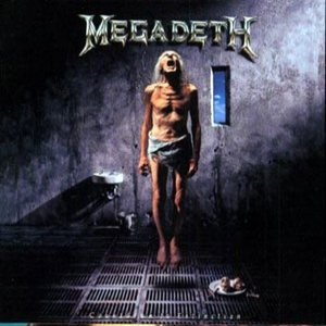 Megadeth - Countdown to Extinction cover art