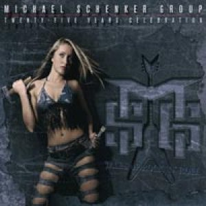 The Michael Schenker Group - Tales Of Rock N' Roll cover art