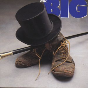 Mr.Big - Mr.big cover art